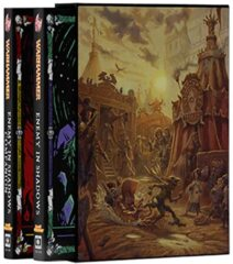 Warhammer: Fantasy Roleplay The Enemy Within Collectors Edition