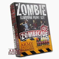 Warpaints: Zombicide Survivor Paint Set