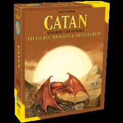 Catan - Treasures, Dragons & Adventures