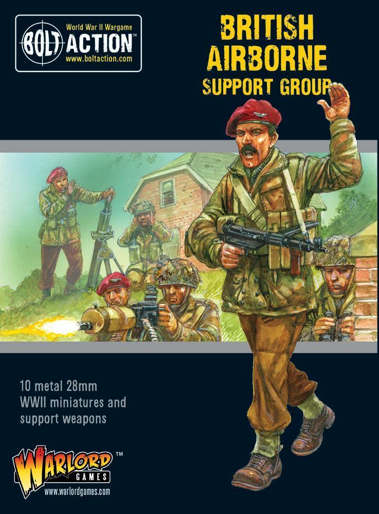 British Airborne Support Group