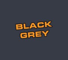 Acrylic: Black-Grey