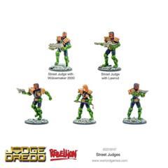 Judge Dredd: Street Judges