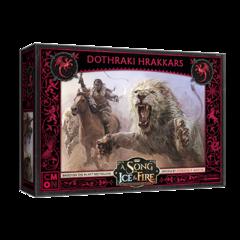 A Song of Ice & Fire - Dothraki Hrakkars