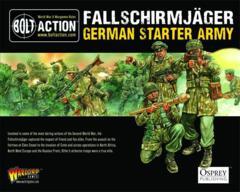 German Fallshirmjager Army Box
