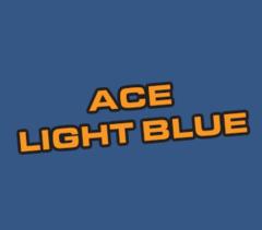 Acrylic: Ace Light Blue