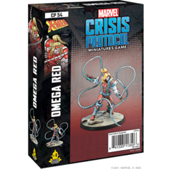 Marvel Crisis Protocol: Omega Red Character Pack