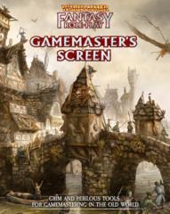 Warhammer: Fantasy Roleplay Gamermasters Screen