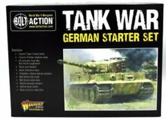 Tank War: German Starter Set