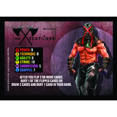 THE XECUTIONER
