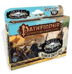 Pathfinder Adventure Card Game: Skull & Shackles Island of Empty Eyes Adventure Deck