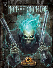 Iron Kingdoms - Monsternomicon