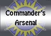 Commander's arsenal