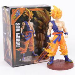 Dragon Ball - Wild Style - Son Goku