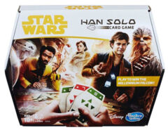 Han Solo Card Game - Star Wars