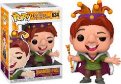 #634 The Huntchback of Notre Dame - Quasimodo Fool