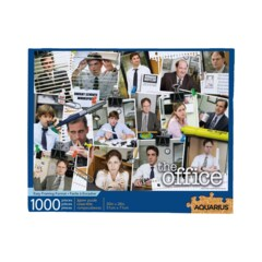 1000 Piece Puzzle - The Office