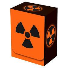 Radioactive - Legion Deck Box