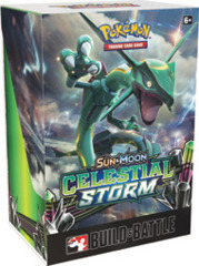 Celestial Storm Build and Battle