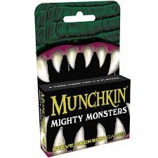 Munchkin - Mighty Monsters