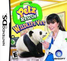 Petz Rescue Wildlife Vet