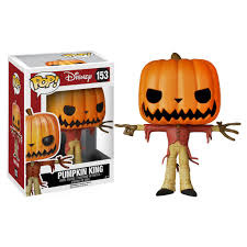 #153 - Pumpkin King (Nightmare Before Christmas)