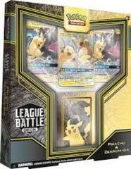 League Battle Decks - Pikachu and Zekrom
