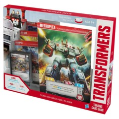 Transformers TCG - Metroplex