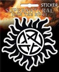 Supernatural - Vinyl Sticker
