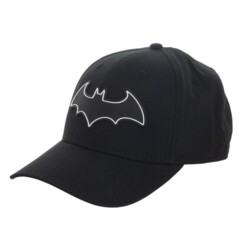 Batman Rubber Snapback