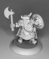 Dungeon Dwellers - Borin Ironbrow Dwarf Fighter