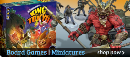 Shop Board Games and Miniatures