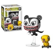 #461 - Nightmare Before Christmas - Vampire Teddy
