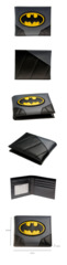 Batman: Color Logo - Bifold Wallet