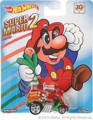 Hot Wheels: Super Mario 2