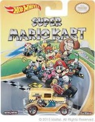 Hot Wheels: Super Mario Kart
