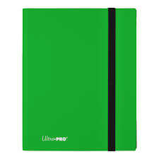Eclipse PRO-Binder - Lime Green