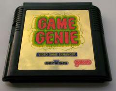 Game Genie: Sega Genesis