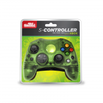 S-Controller for Original Xbox- Old Skool(Green)