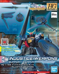 10 Injustice Weapons Gundam Build