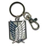 Attack on Titan: Scouting Legion Emblem Keychain