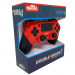 Old Skool Double-Shock 4 - Wireless PS4 Controller - Red