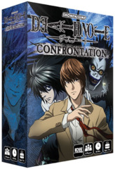 Deathnote - Confrontation