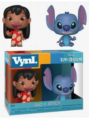 Vinyl. - Lilo + Stitch - Disney