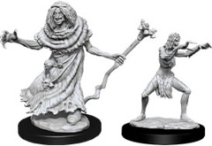 D&D Nolzur's Marvelous Miniatures - Sea Hag & Bheur Hag