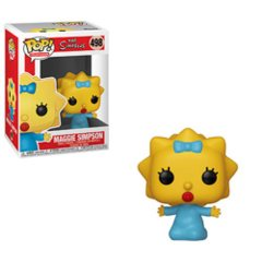 #498 - Maggie Simpson - The Simpsons