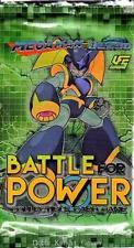 UFS Mega Man: Battle for Power Booster Pack