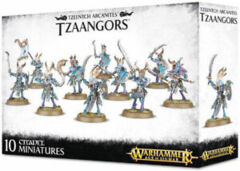 Disciples of Tzeentch - Tzaangors