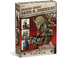 Zombicide - Gateway Uprising - Special Guest Sean A. Murray