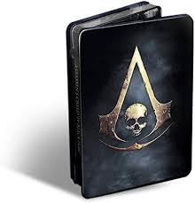 Assassin's Creed Black Flag - Steelbook