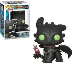 #686 How to Train Your Dragon - Toothless